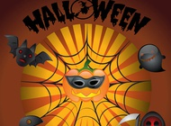 Link toHalloween poster graphics vector free