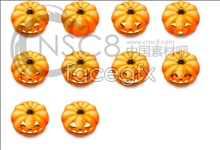 Link toHalloween pumpkin icons