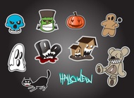 Link toHalloween vector cartoons free