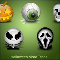 Link toHalloween vista icons icons pack