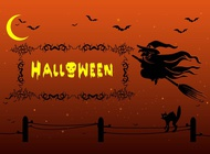 Link toHalloween witch vector free