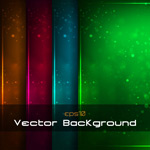 Link toHalo color background vector