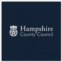 Link toHampshire county council logo