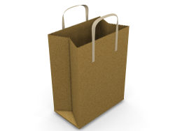 Link toHand bag-brown empty paper bag hd picture