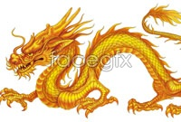 Link toHand-painted chinese dragons images