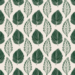 Link toHand-painted feathers seamless background vector