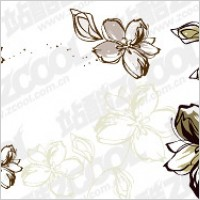 Link toHand-painted flowers style
