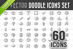 Link toHand-painted graffiti icon vector