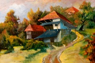 Link toHand-painted painting landscapes hd pictures