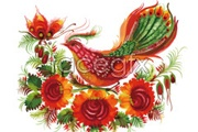 Link toHand-painted style floral decorations vector