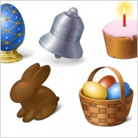 Link toHappy easter icons icons pack
