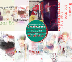 Link toHappy the nine anniversary tvxq + psd