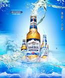 Link toHarbin beer commercial psd