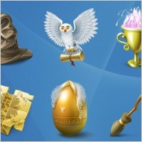 Link toHarry potter and bitten apple icons pack