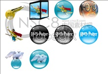 Link toHarry potter magic crystal icon