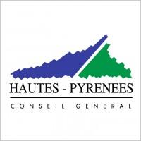 Link toHautes pyrenees conseil general logo
