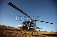 Hd big civilian helicopter