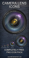 Link toHd camera lens icons
