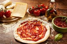 Link toHd delicious gourmet hot sauce pizza material picture
