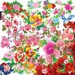 Link toHd flower psd