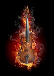 Link toHd guitar flame picture download