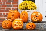 Link toHd halloween jack-o-lanterns and paper pictures