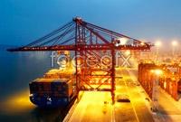 Hd photo logistics terminal
