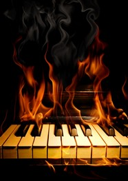 Link toHd piano flame picture download