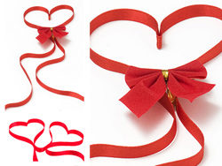 Link toHd picture red ribbons of love (2p)