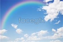 Link topictures sky rainbow Hd