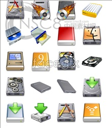 Link toHd series system icons