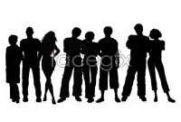 Link toHd team people silhouette picture