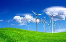 Link topicture landscape windmill Hd