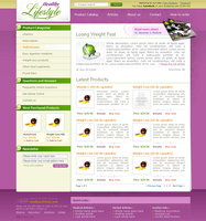 Link toHealth ecommerce site full 01