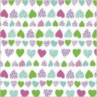 Link toHeart corazones multicolor