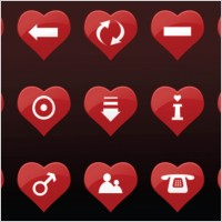 Link toHeart icons