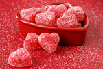 Link toHeart-shaped candies psd