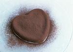 Link toHeart-shaped chocolate cake psd