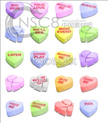 Link toHearts love icons