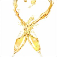 Link toHeartshaped vector 1 champagne