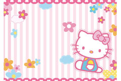 Link toHello kitty backgrounds arrow amount of vector