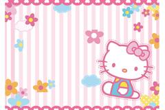 Hello kitty over millions vectors stock photos hd pictures psd hello kitty backgrounds arrow amount of vector toneelgroepblik Choice Image