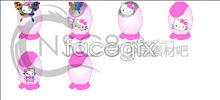 Link toHello kitty icons