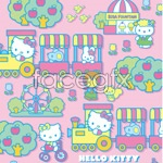 Link toHellokitty vector