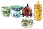 Link toHeritage antique porcelain 3 psd