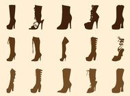 Link toHigh heel boots graphics vector free