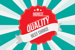 Link toHigh quality label background vector