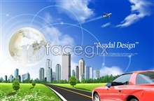 Link toHighway earth planes psd