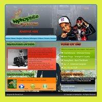 Link toHip hop template
