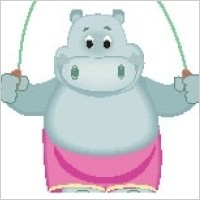 Link toHippo jumping rope